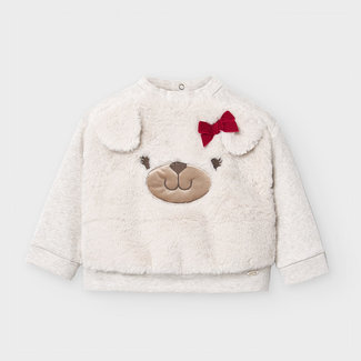 Mayoral Mayoral - Fantasy Sweater, Cookie