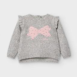 Mayoral Mayoral - Knit Sweater, Vigo Grey
