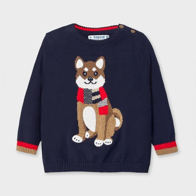 Mayoral Mayoral - Sweater, Blue