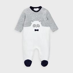 Mayoral Mayoral - Pyjama Panda , Gris Vigo
