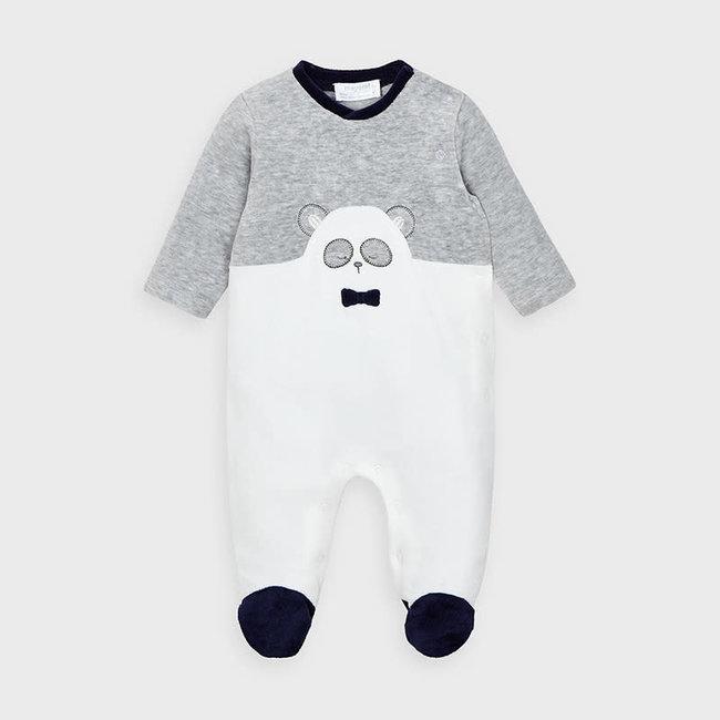 Mayoral Mayoral - Panda Pyjama, Vigo Grey