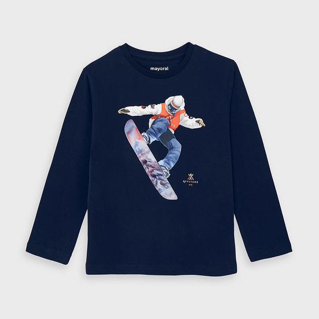 Mayoral Mayoral - Snowboard Sweater, Navy