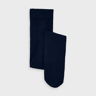 Mayoral Mayoral - Plain Tights, Navy