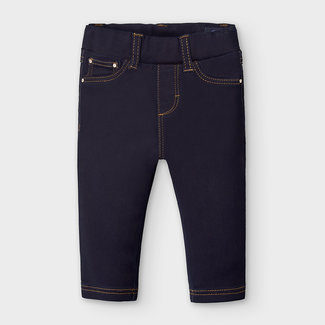 Mayoral Mayoral - Denim Pants, Very Dark