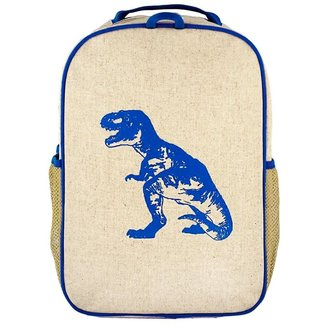 So Young So Young - Grade School Backpack, Blue Dino