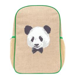 So Young So Young - Grade School Backpack, Monsieur Panda