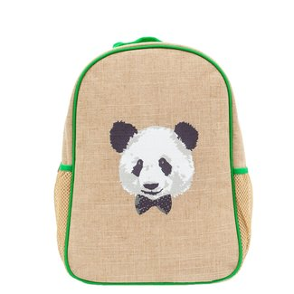 So Young So Young - Toddler Backpack, Monsieur Panda
