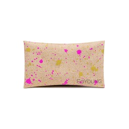 So Young So Young - Ice Pack, Fuchsia and Gold Splatter
