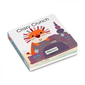 Lilliputiens Lilliputiens - Livre Crunch Son et Touché