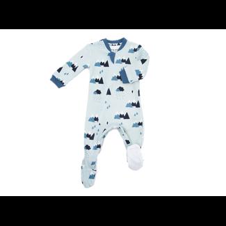 Zippy Jamz Zippy Jamz - Footie Pyjama, Little Adventurer