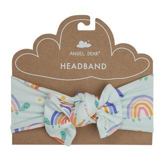 Angel Dear Angel Dear - Headband, Rainbow Turtles