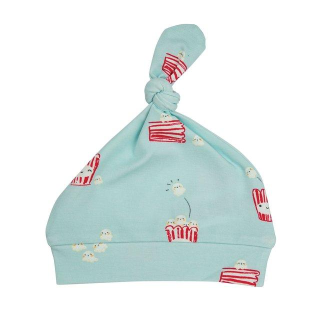 Angel Dear Angel Dear - Knotted Hat, Popcorn, 0-3 months