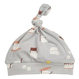 Angel Dear Angel Dear - Knotted Hat, Smores, 0-3 months
