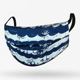 Kushies Kushies - Washable Mask for Kids, Octopus