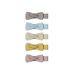 Mimi & Lula Mimi & Lula - Pack of Martha Bow Clips, Scandi