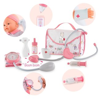 Corolle Corolle - Large Doctor Set for Doll