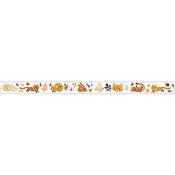 Djeco Djeco - Decorative Tape, Animals