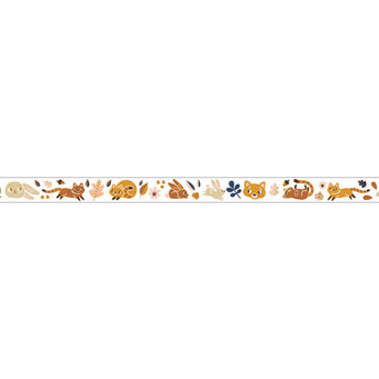 Djeco Djeco - Decorative Tape, Animals