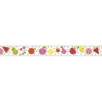 Djeco Djeco - Decorative Tape, Fruits