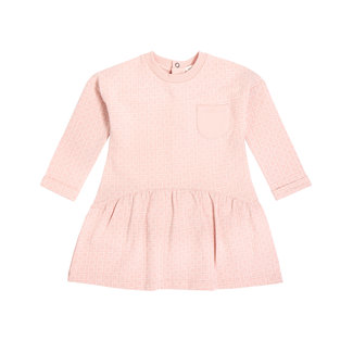 Miles Baby Miles Baby - Knit Dress, Light Pink