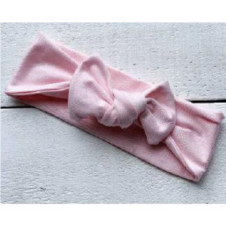 Mini Bretzel Mini Bretzel - Bamboo Headband, Soft Pink