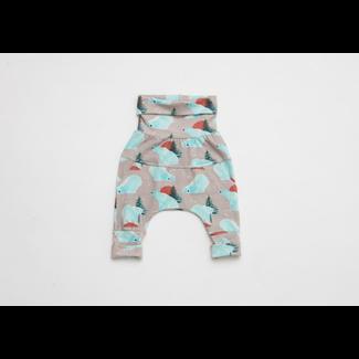 Little Yogi Little Yogi - Grow With Me Pants, Little Polar Bears