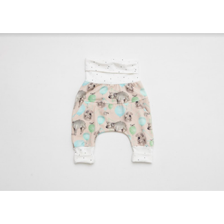 Little Yogi Little Yogi - Grow With Me Pants, Little Koala
