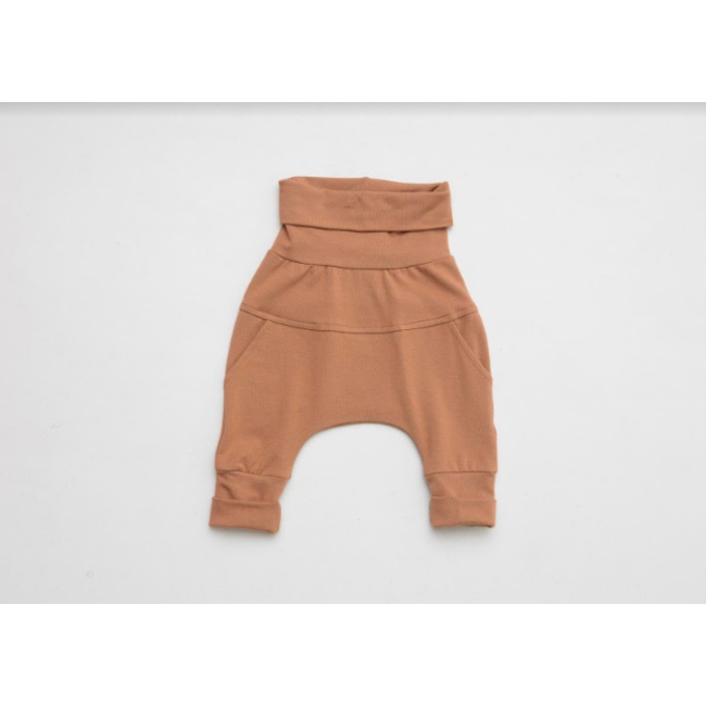 Little Yogi Little Yogi - Grow With Me Pants, Little Earth