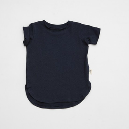 Little Yogi Little Yogi - T-Shirt, Navy