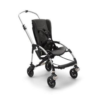 Bugaboo Bugaboo Bee5 - Complete Stroller Set, Aluminum-Blue Melange-Brown