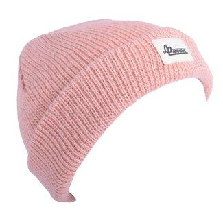 L&P L&P - Light Knit Hat New York 2.0, Pink Lemonade