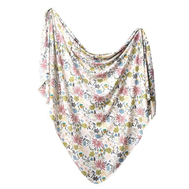 Copper Pearl Copper Pearl - Single Knit Blanket, Olive