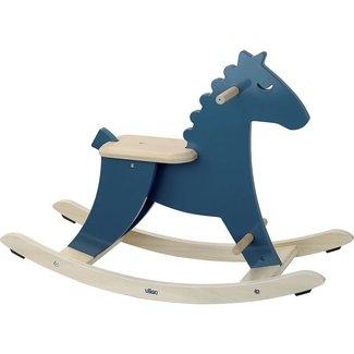 Vilac Vilac - Rocking Horse, Dark Blue