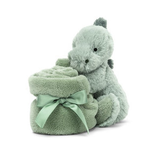 Jellycat Jellycat - Puffles Dino Soother