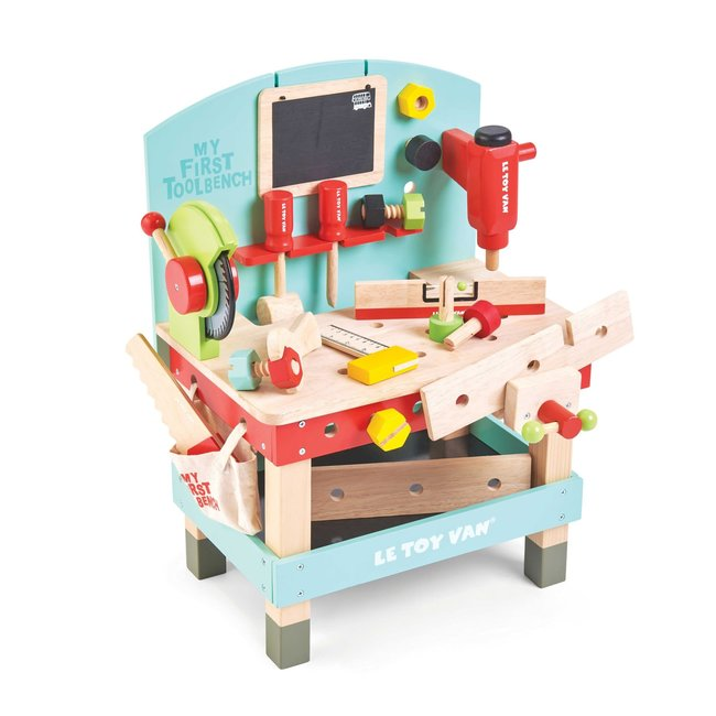 Le Toy Van Le Toy Van - My First Toolbench
