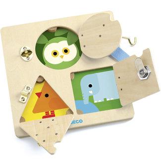 Djeco Djeco - LockBasic Lockboard