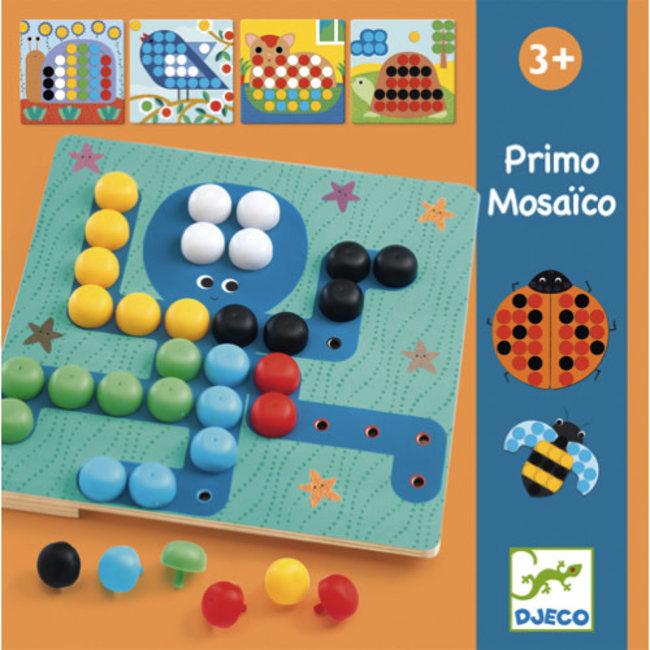 Djeco Djeco - Primo Mosaic Game
