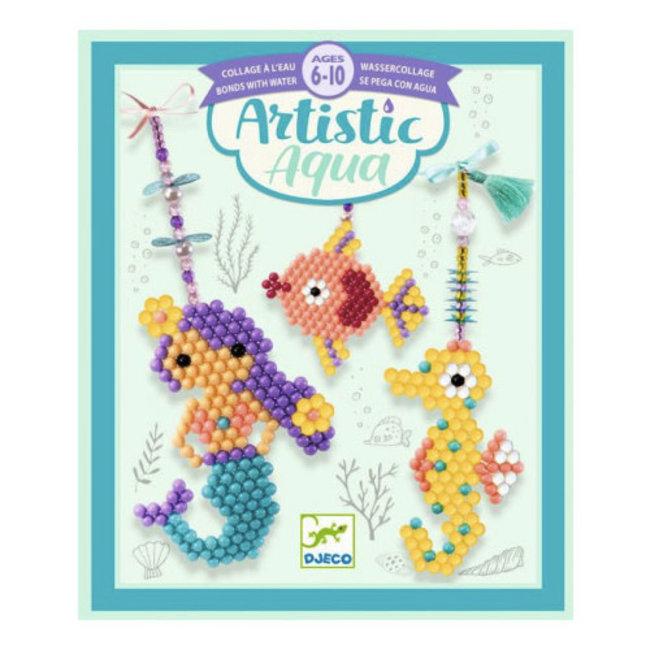 Djeco Djeco - Artistic Aqua, Sea Charm