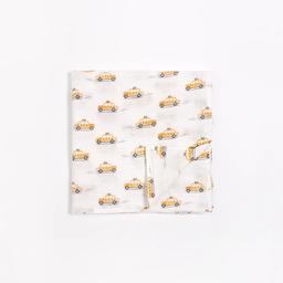 Petit Lem Petit Lem - Couverture en Coton Biologique, Taxis