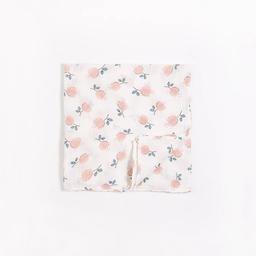 Petit Lem Petit Lem - Couverture en Coton Biologique, Roses