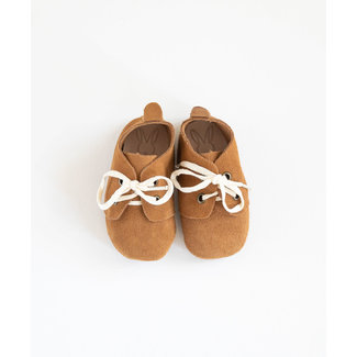 Aston baby Aston Baby - Jericho Soft Soles Shoes, Tan
