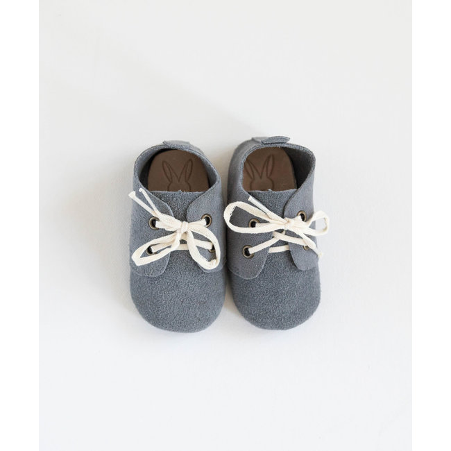 Aston baby Aston Baby - Jericho Soft Soles Shoes, Grey