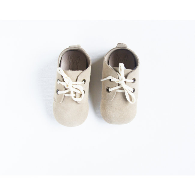 Aston baby Aston Baby - Jericho Soft Soles Shoes, Sand