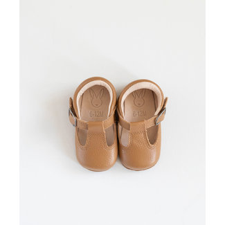 Aston baby Aston Baby - Shaughnessy Soft Soles Shoes, Tan