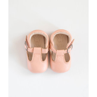Aston baby Aston Baby - Souliers Semelles Souples Shaughnessy, Rose