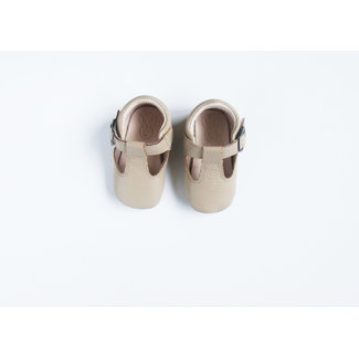 Aston baby Aston Baby - Shaughnessy Soft Soles Shoes, Sand