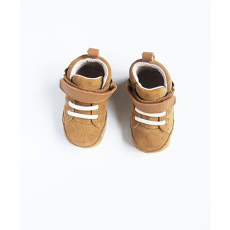 Aston baby Aston Baby - Lonsdale Soft Soles Shoes, Tan