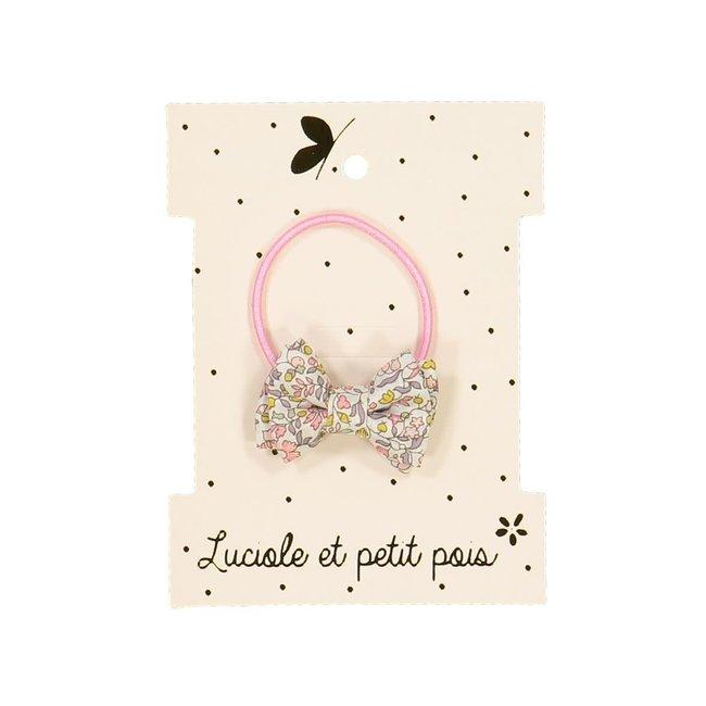 Luciole et petit pois Luciole et Petit Pois - Mini Double Bow Elastic, Liberty Katie and Millie
