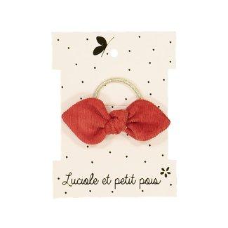 Luciole et petit pois Luciole et Petit Pois - Elastic Bow, Caramel Velvet