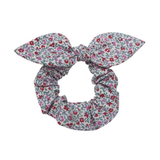 Luciole et petit pois Luciole et Petit Pois - Scrunchie, Mini Pink Flowers
